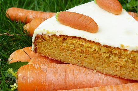 Vegan Carrot Cake For Your Diet